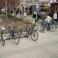 CITY zamykatelný stojan pro jízdní kola